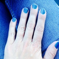 Photo taken at T's Nails by Theresa . on 10/5/2014