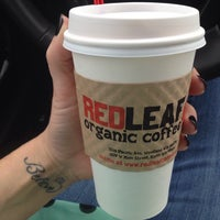 Photo taken at RED LEAF Organic Coffee by Theresa . on 11/24/2014