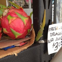 Photo taken at Village Farmers' Market by Theresa . on 10/25/2012