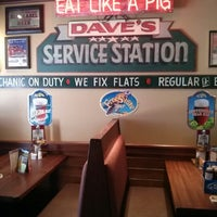 Photo taken at Famous Dave's by Gadjo S. on 12/27/2012
