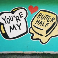 Photo taken at You're My Butter Half by Heather M. on 7/3/2016