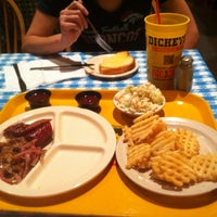 Photo taken at Dickey's Barbecue Pit by Hendra W. on 9/30/2013