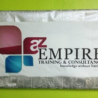 Photo taken at AZ Empire Training & Consultancy by Fiza A.J™ on 8/13/2014