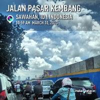 Photo taken at Pasar kembang by Lukas D. on 3/10/2013