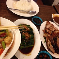 Photo taken at Wongmin Noodle by Ying K. on 10/31/2013
