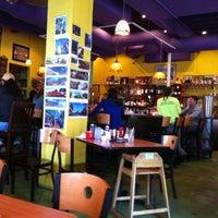 Photo taken at Zada Jane's Corner Cafe by Becca T. on 12/7/2012