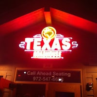 Photo taken at Texas Roadhouse by Becca T. on 12/13/2012