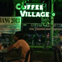 Photo taken at Coffee Village Cafe by baizurah J. on 12/22/2012