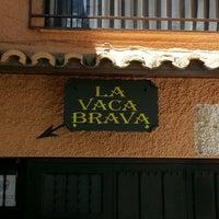 Photo taken at La Vaca Brava by Juan S. on 5/11/2013