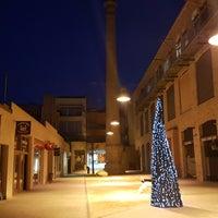 Photo taken at plaça de la isabela by Ferran X. on 12/18/2017
