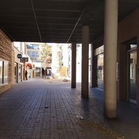 Photo taken at plaça de la isabela by Ferran X. on 11/27/2017