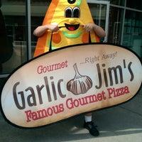 Photo taken at Garlic Jim's by Michael C. on 5/24/2014