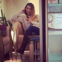 Photo taken at s&m beauty studio by Наталья Б. on 12/21/2015