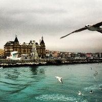 Foto tomada en Kadıköy Sahili por Ömer E. el 4/11/2013