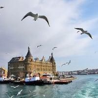 Photo taken at Kadıköy Coast by Ömer E. on 8/31/2013