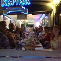 Photo taken at Karina Balık Restaurant by Ali U. on 9/7/2013