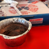 Photo taken at Domino's Pizza by arvind on 3/29/2013