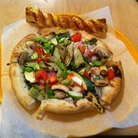 ... Photo Taken At Round Table Pizza By Jaspreet K S. On 6/3/ ...