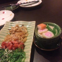 Photo taken at Sushi Hana by rheanne thea s. on 12/26/2013