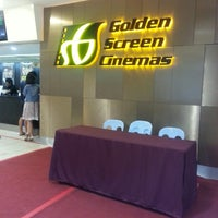 Photo taken at Golden Screen Cinemas (GSC) by Azween A. on 5/12/2013