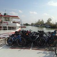 Photo taken at Illmitz Boat by Monika B. on 10/5/2014