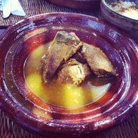 Photo taken at Souk Kafe by Cristina P. on 7/12/2014