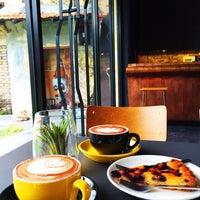 Photo taken at Bricklin Cafe Bar by Keat Hock on 3/25/2015