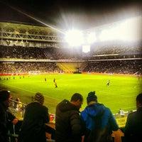 Foto scattata a Fenerbahçe Spor Kulübü da Emrah K. il 11/28/2012