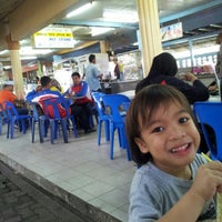 """Photo taken at Hameed """"PATA"""" Special Mee Sotong by Irwan A. on 12/20/2012"""