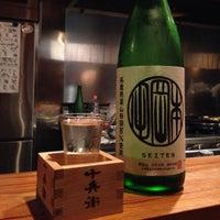 Photo taken at 厨 十兵衛 by chernob on 8/9/2015