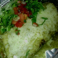 Photo taken at Cafe Rio Mexican Grill by Jam Charish B. on 6/15/2013