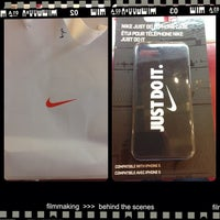Photo taken at Nike by Adrian M. on 12/21/2013