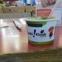 Photo taken at Sushi Kiosk by Dellana A. on 2/6/2014
