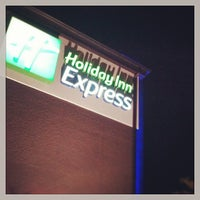 Photo taken at Holiday Inn Express Brentwood South - Cool Springs by Rob W. on 10/31/2013