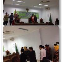 Photo taken at Pengadilan Negeri Tangerang by Lya L. on 3/14/2014