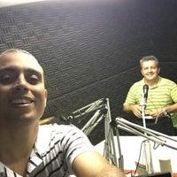 Photo taken at Rádio Atividade AM/FM by Thiago F. on 6/28/2015