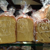 Photo taken at Panya Bakery by Becca M. on 4/13/2013