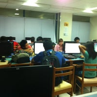 Photo taken at F613 Computer Laboratories by Herson C. on 1/30/2013
