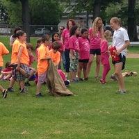 Photo taken at John B. Sliney Elementary School by Allison J. on 6/9/2014