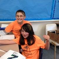 Photo taken at John B. Sliney Elementary School by Allison J. on 6/17/2014