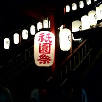 Photo taken at 種河神社 by tetra on 7/27/2016
