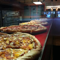 Photo taken at Ian's Pizza by the Slice by Matt K. on 1/18/2013