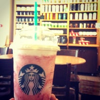 Photo taken at Starbucks by Manar A. on 6/21/2013