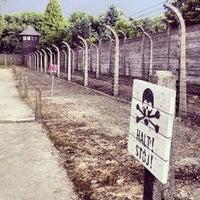 Photo taken at Auschwitz-Birkenau Museum by Aleksei U. on 7/5/2013
