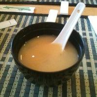 Photo taken at Umi Sushi by Aleksei U. on 12/17/2012