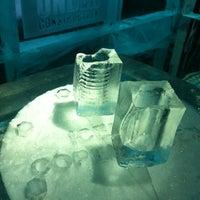 Photo taken at Icebar CPH by Matt K. on 11/22/2012