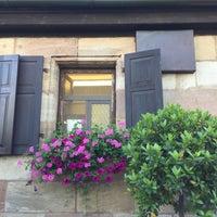 Снимок сделан в Gasthaus zum Alten Forsthaus пользователем Uwe M. 7/10/2016