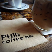 Photo taken at PH1b coffee bar by Ton Tottenham T. on 8/15/2016