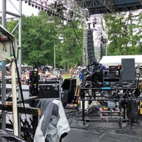 Photo taken at Atlantafest - Nature's Own Main Stage by Jesse L. on 6/13/2014