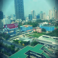 Photo taken at JC Kevin Tower by ธมกร จ. on 3/6/2013